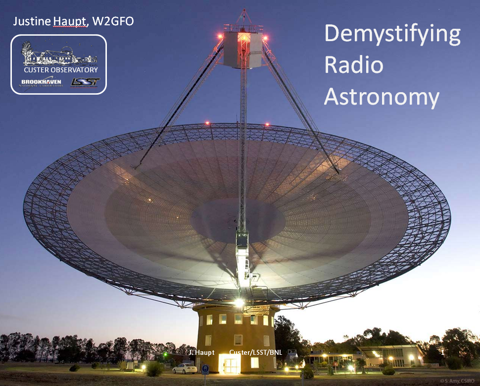 Demystifying Radio Astronomy